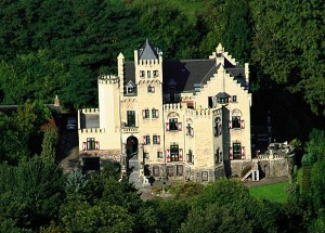Castle hotel Geulzicht from air | www.castlehotelholland.eu